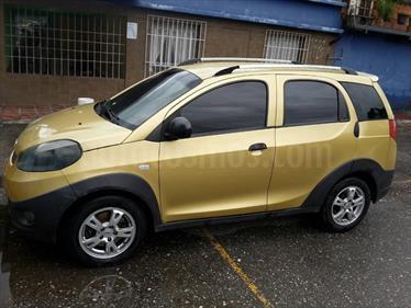 Foto venta carro usado Chery X1 1.3L (2016) color Dorado precio u$s2.500