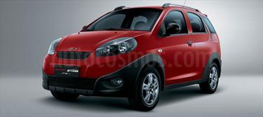 Foto venta carro Usado Chery X1 1.3L (2016) color Rojo precio BoF80.000.000