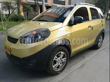 Foto venta Carro Usado Chery Xcross 1.3L  (2013) color Bronce precio $21.000.000