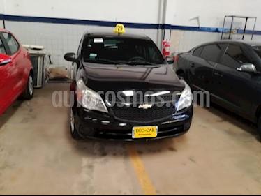 Foto venta Auto Usado Chevrolet Agile 1.4 LS (2012) color Negro precio $200.000