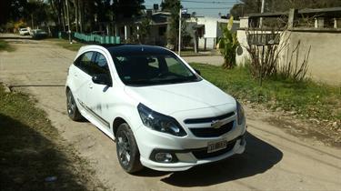 Foto venta Auto Usado Chevrolet Agile Effect (2014) color Blanco precio $185.000