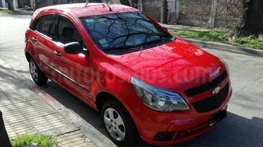 Foto venta Auto usado Chevrolet Agile LS Spirit (2013) color Rojo precio $170.000
