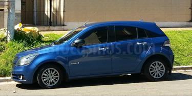 Foto venta Auto usado Chevrolet Agile LS Spirit (2013) color Azul Infinito precio $240.000