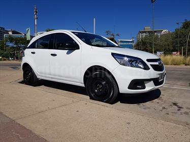 Foto venta Auto Usado Chevrolet Agile LS (2016) color Blanco precio $205.000