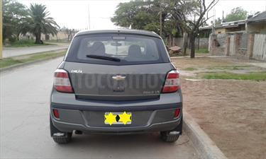 Foto venta Auto usado Chevrolet Agile LS (2013) color Gris Oscuro precio $160.000