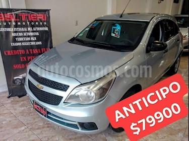 Foto venta Auto Usado Chevrolet Agile LS (2010) color Azul Celeste precio $79.900