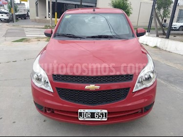 Foto venta Auto usado Chevrolet Agile LS (2010) color Rojo precio $195.000