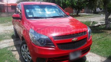 foto Chevrolet Agile LT Spirit Plus