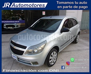 Foto venta Auto Usado Chevrolet Agile LT Spirit  (2012) color Plata Polaris precio $180.000