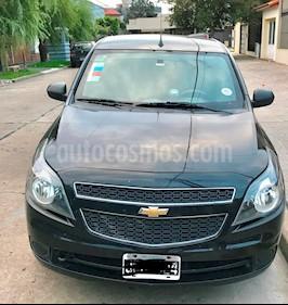 Foto venta Auto usado Chevrolet Agile LT (2010) color Negro Liszt precio $145.000
