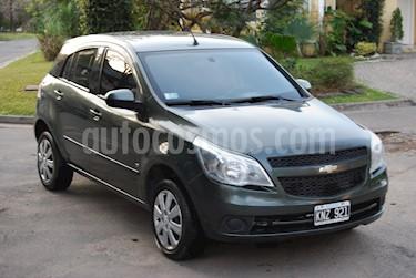 Foto venta Auto Usado Chevrolet Agile LT (2011) color Gris precio $160.000