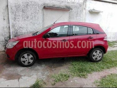 Foto venta Auto Usado Chevrolet Agile LT (2012) color Rojo precio $220.000