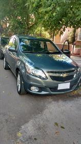 Foto venta Auto Usado Chevrolet Agile LTZ Spirit (2013) color Gris precio $185.000