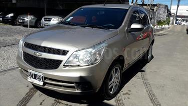 Foto Chevrolet Agile LTZ