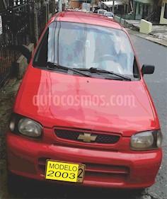 Chevrolet Alto Alto usado (2003) color Rojo precio $9.200.000
