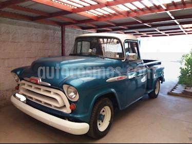 Chevrolet Apache-20 750 Kg usado (1957) color Azul precio $13.000.000