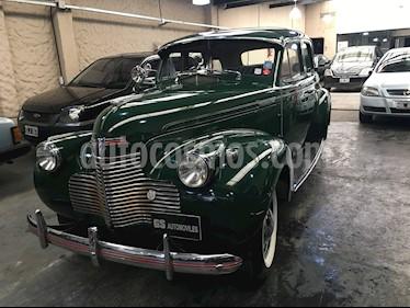 Foto venta Auto Usado Chevrolet Apache 2.5 (1940) color Verde precio u$s15.000