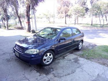 Foto venta Auto Seminuevo Chevrolet Astra 4P 1.8L Tipico (2001) color Azul precio $42,800