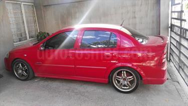Foto venta Auto Seminuevo Chevrolet Astra 4P 2.0L Basico B (2005) color Rojo Vivo precio $52,500