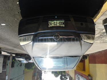 Foto venta Auto Usado Chevrolet Astra 4P 2.0L Basico M (2006) color Gris Argos precio $49,000