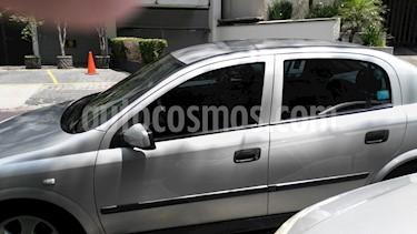Foto venta Auto usado Chevrolet Astra 5P 1.8L Comfort C (2001) color Plata precio $45,000