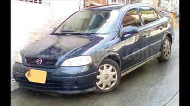 Foto venta carro usado Chevrolet Astra Comfort Auto. (2002) color Azul Navy precio u$s1.200