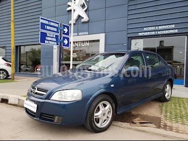 Foto venta Auto Usado Chevrolet Astra GLS 2.0 4P (2003) color Azul Celeste