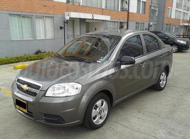 Foto Chevrolet Aveo Emotion 4P 1.6L