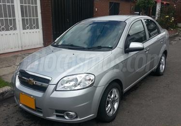 Foto Chevrolet Aveo Emotion 4P 1.6L Ac