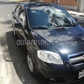 Foto venta Auto usado Chevrolet Aveo Emotion 1.6L GLS (2014) color Negro precio u$s14.800