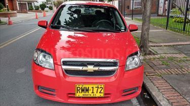 Foto Chevrolet Aveo Emotion 5P GT 1.6L Ac