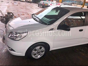 Chevrolet Aveo Emotion 5P GT 1.6L Full Aut usado (2013) color Blanco precio $22.500.000
