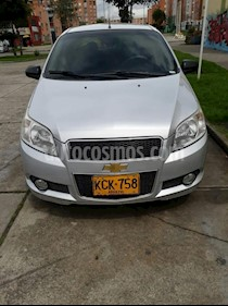 Chevrolet Aveo Emotion 5P GT 1.6L Full usado (2011) color Gris precio $21.000.000