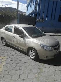 Foto venta Auto usado Chevrolet Aveo Family 1.5L Ac (2014) color Gris precio u$s13.500