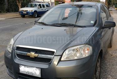 Chevrolet Aveo Sedan 1.4 usado (2013) color Gris Metalico precio $3.600.000