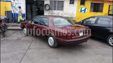 Foto venta Auto usado Chevrolet Aveo Sedan 1.4L LT Aut (1990) color Rojo Quemado precio u$s2,200