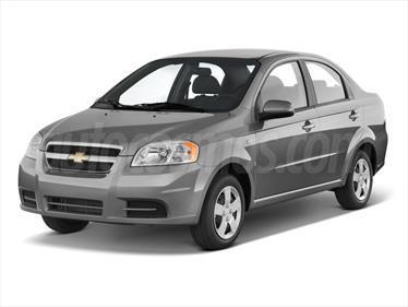 Chevrolet Aveo Sedán 1.6 Sinc 2013