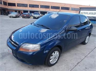 Foto venta carro usado Chevrolet Aveo Sedan 1.6L Aut (2012) color Azul Brillante precio BoF50.000.000