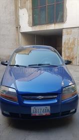 Foto venta carro usado Chevrolet Aveo Sedan 1.6L Aut (2010) color Azul precio u$s3.000