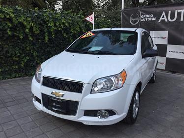 foto Chevrolet Aveo Sedan 1.6L Aut