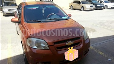 Foto venta carro Usado Chevrolet Aveo Sedan 1.6L Aut (2008) color Bronce precio u$s2.700