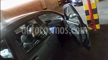 Foto venta carro Usado Chevrolet Aveo Sedan 1.6L Aut (2008) color Celeste