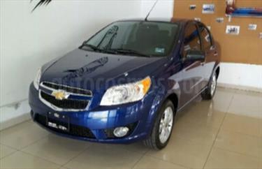 Foto venta carro usado Chevrolet Aveo Sedan 1.6L (2016) color Azul precio BoF300.000.000