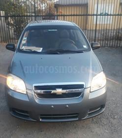 Chevrolet Aveo Sedan LS 1.4  usado (2013) color Gris Urbano precio $4.690.000