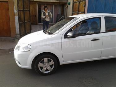 Foto venta Auto usado Chevrolet Aveo Sedan LS 1.4  (2013) color Blanco precio $4.500.000