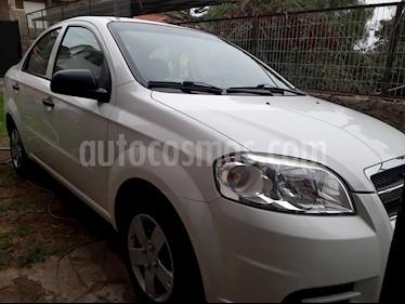 Foto venta Auto Usado Chevrolet Aveo Sedan LS 1.4  (2009) color Blanco precio $4.200.000