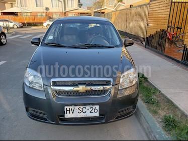 Chevrolet Aveo Sedan LS 1.4  usado (2016) color Gris Urbano precio $5.500.000