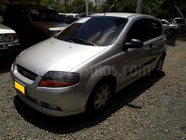 Chevrolet Aveo 1.4L Ac usado (2008) color Plata precio $18.500.000