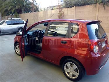 Chevrolet Aveo 1.4L LS  Ac usado (2010) color Rojo Burdeos precio $3.000.000