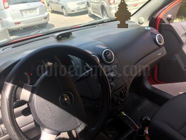 Chevrolet Aveo 1.4L LS  usado (2009) color Rojo Pasion precio $3.200.000